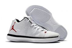 52e225fcfde Best Price Air Jordan 31 Low Chicago Bulls White University Red-Black For  Sale