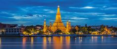 Thailand Travel Service by Oriental Escape - Offers high quality tour packages, sightseeing, travel guide and transfer services in Thailand-- recommended for transfer from Leam Chabang to Bangkok