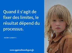 To set limits respecting the integrity of children and without humiliating them - - Education Positive, Health Education, Kids Education, Parenting Advice, Kids And Parenting, Catherine Gueguen, Wiki Media, Montessori Activities, Kids Health