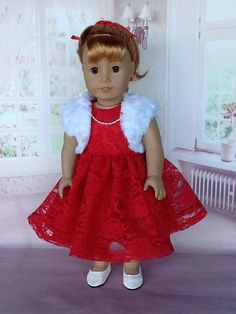 Doll clothes for American Girl dolls and other 18 inch dolls . #Americangirldolls