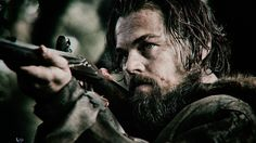 "Leonardo DiCaprio is out for blood in the first official trailer for ""The Revenant."" Unlike the previous dialogue-free teaser, the new, jaw-dropping trailer reveals more of the backstory behind DiC..."