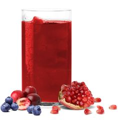 Blueberry, Cranberry & Pomegranate Drink Mix by Ideal Protein - Get your collagne and tighten your skin with this fantastic drink