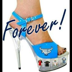 Bulls Rugby, Stiletto Heels, Sexy, Blue, Sport, Sandals, Fitness, Deporte, Slide Sandals