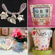 Mother's Day gift ideas right here! Don't forget the nannies and grannies 😄
