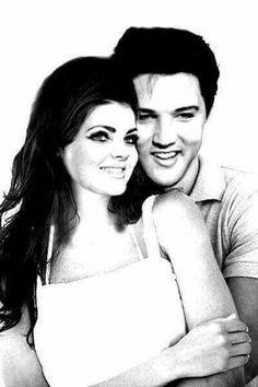 Cilla And Elvis. Elvis Presley FamilyPriscilla ...