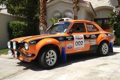 1971 Ford Escort - rally modified cars-i-would-like-to-own Escort Mk1, Ford Escort, Ford Rs, Car Ford, Classic Motors, Classic Cars, Sport Cars, Race Cars, Old Fords
