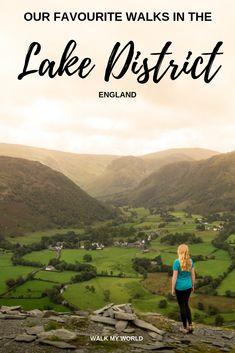 Our 9 favourite Lake District walks with stunning views that you shouldn't miss! Where to find them, what to expect and everything you need to know about the best hikes in this beautiful part of England. Europe Travel Tips, European Travel, Travel Guides, Places To Travel, Travel Destinations, Places To Visit, Hiking Europe, Lake District Walks, Peak District