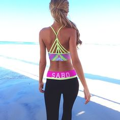 Love this sports bra