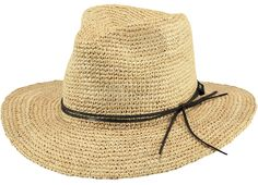 The Celery hat is a floppy cowboy hat. It is made from raffia, which is derived from the strong raffia palm tree. #barts #accessories #summer #hat #celery