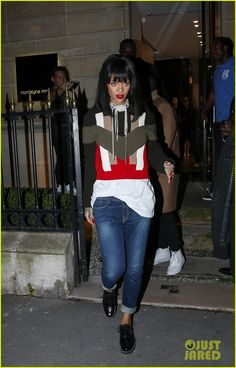 Rihanna Working on Concept Album for Animated Film 'Home'! | rihanna working on concept album for animated film home 04 - Photo