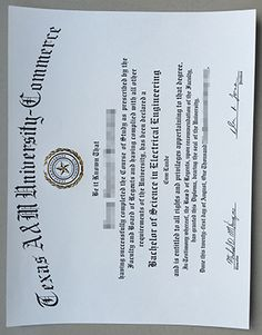 I am interested in the Texas A&M University-Commerce degree from US