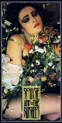 new wave art Siouxsie Sioux - Siouxsie Sioux, Siouxsie & The Banshees, Vintage Goth, 80s Goth, Punk Goth, Pop Punk, Filles Punk Rock, Chicas Punk Rock, Flower Power