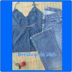 BreShop da Mah: Calça 7 for All Makind + Bata Zara TRF = R$155 com...