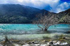 Lake Kournas – Crete, Greece