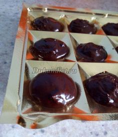 Шоколадная паста/конфетки/глазурь «Вкусная утилизация желтков» | Диета Дюкана