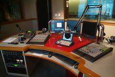 picture of radio studio - Google Search