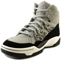 new styles 940c1 1b23c Adidas Mutombo Men US 11 Gray Sneakers UK 10.5