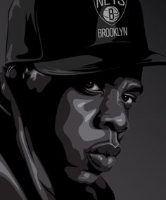 Jay-Z Brooklyn Nets Hat