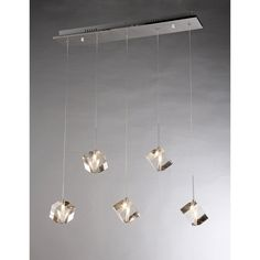 Warehouse of Tiffany Firefly RL1300/5 Pendant Light | from hayneedle.com