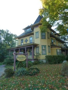Sleepy Hollow Bed and Breakfast - Gananoque, Ontario