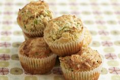 The Best Zucchini Muffins with Carrots and Cinnamon Sugar Recipe