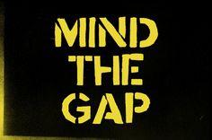 @newkoko2020 Mind the Gap font by It's me simon on @creativemarket