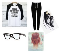 """Untitled #8"" by laihannah on Polyvore featuring Converse and George"