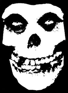 Misfits Fiend Skull