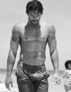 NSFW / all the photos are from the Web, few of them are mine [marqued Patrice b François (Paris) or (c) PbFj] Men In Tight Pants, Joe Manganiello, A Good Man, Beautiful Men, Tights, That Look, Muscle, Handsome, Black And White