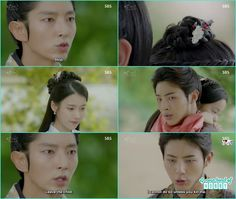 while jung was leaving king wang so saw the same hairpin he gave to hae soo and stop wang jung and told leave the child here - Moon Lovers Scarlet Heart Ryeo - Episode 20 Finale (Eng Sub) Joon Gi, Lee Joon, Moon Lovers Drama, Scarlet Heart Ryeo Wallpaper, Who Are You School 2015, Moorim School, Wang So, Korean Drama Quotes, Drama Funny