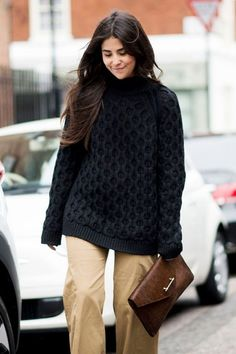 This season we're obsessed with turtlenecks, and highly suggest you jump on board.