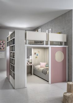 Möbel, moderne italienische Möbel Chicago – -Europäische Möbel, moderne italienische Möbel Chicago – - 24 Creative Ways Dream Rooms for Teens Bedrooms Small Spaces Teen Bedroom Designs, Cute Bedroom Ideas, Cute Room Decor, Room Ideas Bedroom, Small Room Bedroom, Awesome Bedrooms, Dream Bedroom, Master Bedroom, Dorm Room