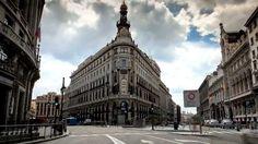 Time Lapse de la ciudad de madrid, por Enrique Pacheco