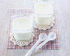 Recette Pudding blanc - Seb