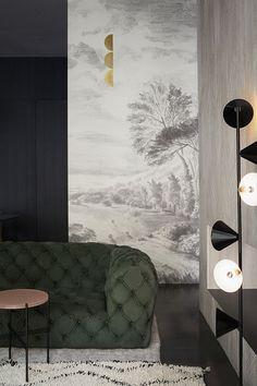 tan leather relaxing chair - Klassich und modern moebel design http://wohnenmitklassikern.com/ | #Einrichtungsideen | #Wohnideen |  #Wohnzimmergestalten | #KlassischModern | #Wohndesign