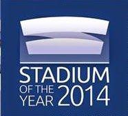 Rhino News, etc.: Stadium of the Year 2014