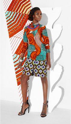All Things Ankara: Wax Print & Lookbook: Vlisco Fantasia Lookbook