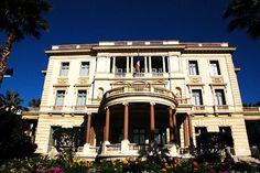 le Palais Massena. Nice . Côte d'Azur