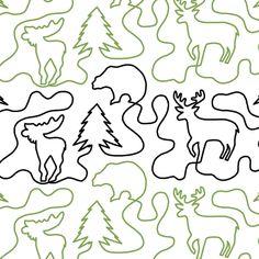 Deer in the Woods - Digital DS-DH923_DIGITAL