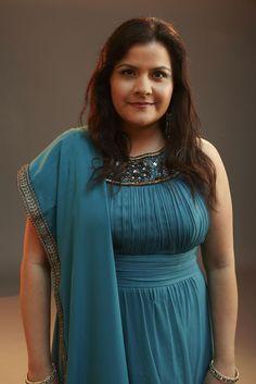 Nina Wadia as Zainab Masood in EastEnders