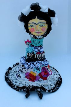 Frida y la calavera