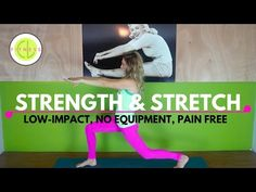 10 Min Quick Cardio Routine- Fun, Low Impact and Stress Relieving - YouTube