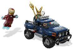 LEGO Lokis Cosmic Cube Escape