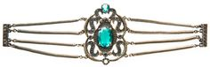 Pulseira da coleção jóias inverno 2015 - Soul Nest para Fabiana Milazzo