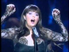"""Sarah Brightman & Antonio Banderas """" The Phantom Of The Opera"""" Antonio can sing man <3"""