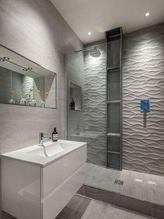 Modern Walk In Showers Small Bathroom Designs With Walk In Shower