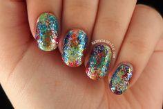 Impressionist nails