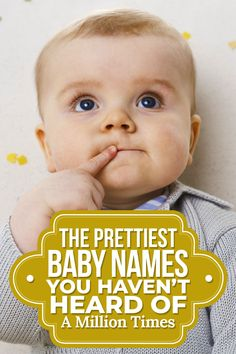 Here are some rare baby names that are unique but are still heavily packed with . - Here are some rare baby names that are unique but are still heavily packed with beauty. Rare Baby Names, Unusual Baby Names, Interesting Baby Names, Best Baby Names, Timeless Baby Names, Classic Boy Names, Baby Girl Names Elegant, Uncommon Baby Boy Names, Girls Names Vintage