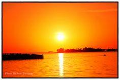 Sunset Anjungan Sulawesi