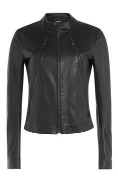 MAISON MARGIELA Leather Jacket. #maisonmargiela #cloth #leather jackets